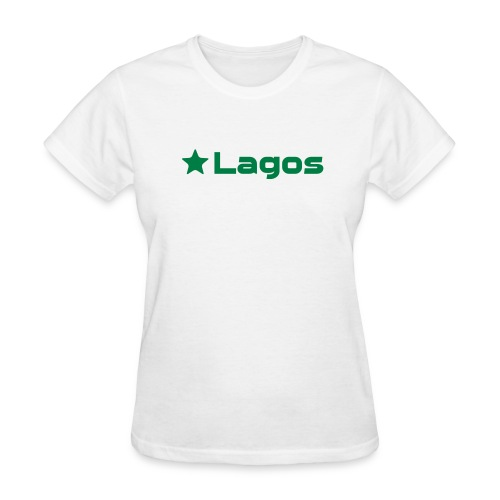 Lagos - Women's T-Shirt