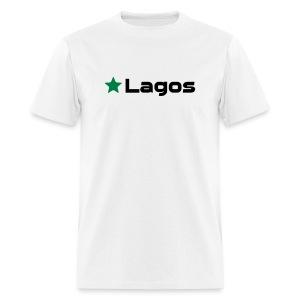 Lagos - Men's T-Shirt