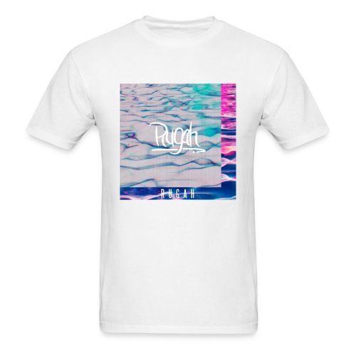 Vaporwave Rugah - Men's T-Shirt