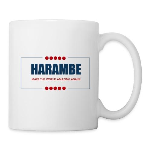 Harambe - Make the World Amazing Again Ceramic Mug - Coffee/Tea Mug