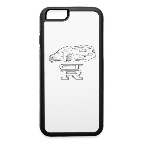 R32 GTR Rear Quarter - iPhone 6/6s Rubber Case