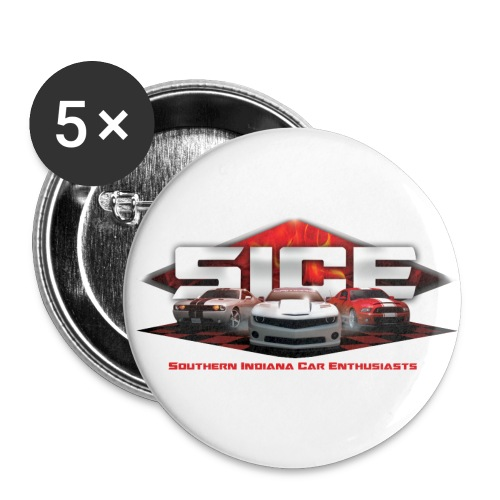 Buttons - Buttons large 2.2'' (5-pack)