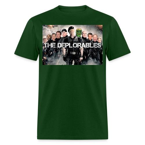 The Deplorables - Men's T-Shirt