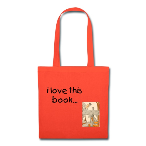 The Tale of Jolly Robin Tote - Tote Bag
