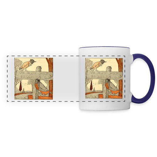 The Tale of Jolly Robin Coffee Mug - Panoramic Mug