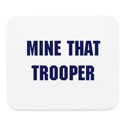 Minetroop Mouse Pad - Mouse pad Horizontal