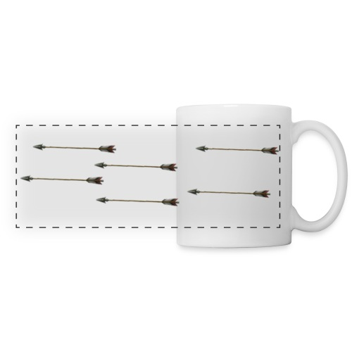 Arrow Ambush - Pano - Mug - Panoramic Mug