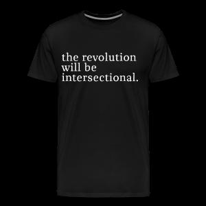 The revolution... - Men's Premium T-Shirt