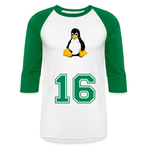 Linux T-shirt - Baseball T-Shirt