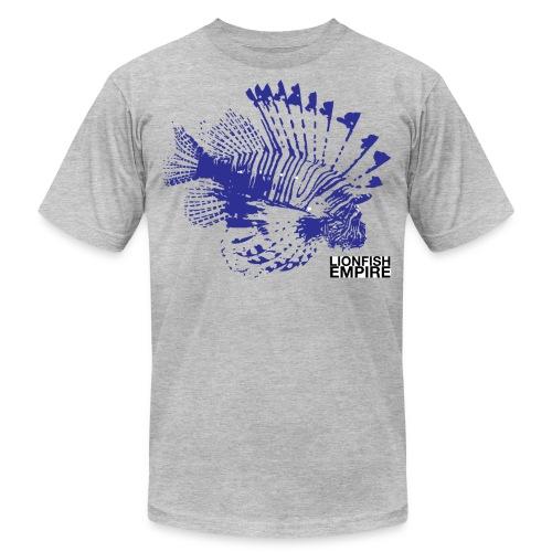 Lionfish Mens (Blue) - Men's  Jersey T-Shirt