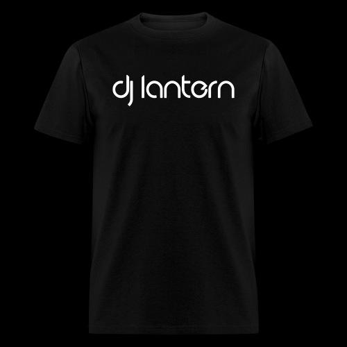 DJ Lantern Front Essential Bass Back Standard T-Shirt - Men's T-Shirt