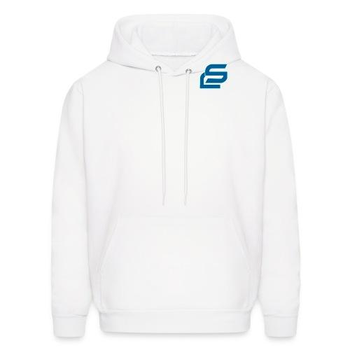 SlyClan Hoodie White Logo 2 - Men's Hoodie