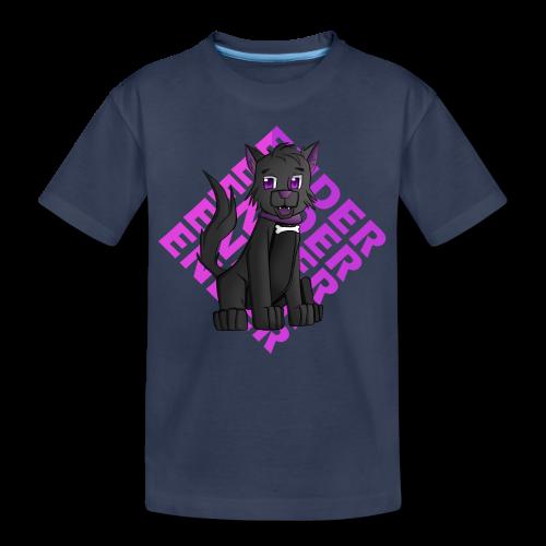 Kids' Premium T-Shirt   ENDER WOLF - Kids' Premium T-Shirt