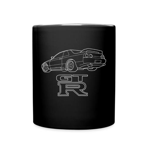 R32 GTR Rear Quarter - Full Color Mug
