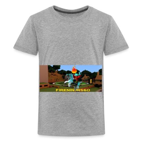 FireNinja560 - Kids' Premium T-Shirt