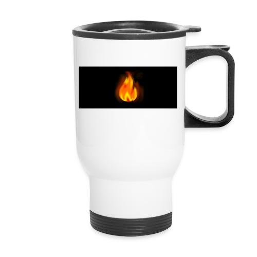 Blazin' Travel Mug - Travel Mug