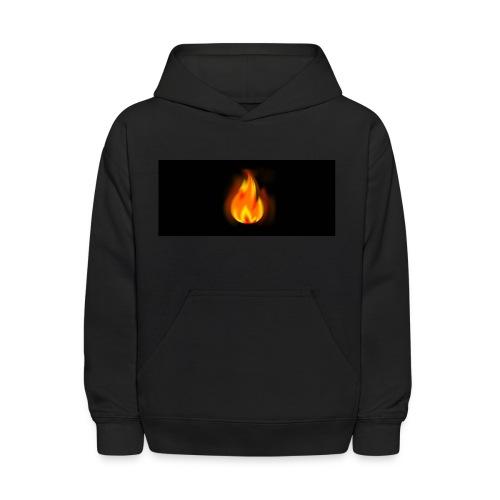 Blazin Kids hoodie - Kids' Hoodie