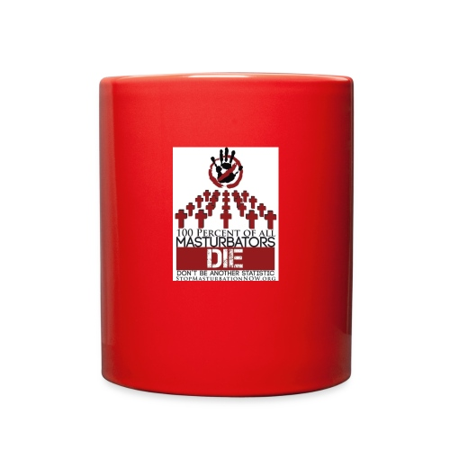 100 Percent Die Cemetery Mug - Full Color Mug