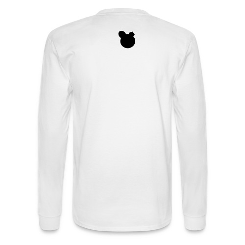 AyeeMobb Box Logo (Men) - Men's Long Sleeve T-Shirt