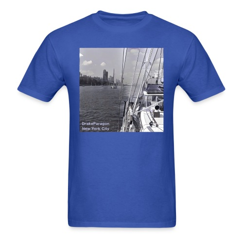 Men's T-Shirt - New York City - Men's T-Shirt