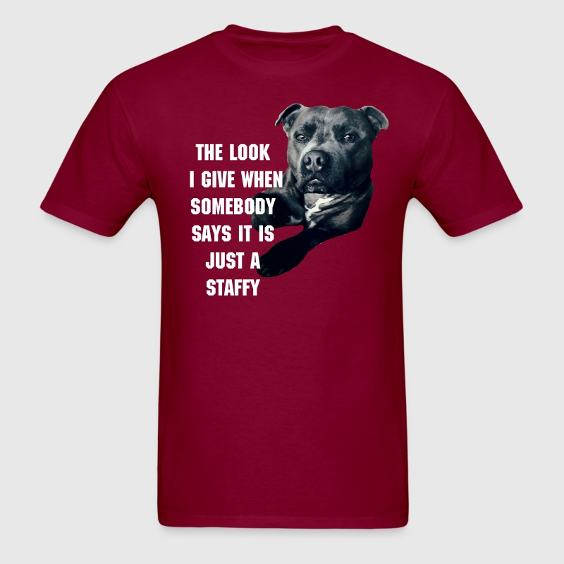 The look I give - Men's T-Shirt