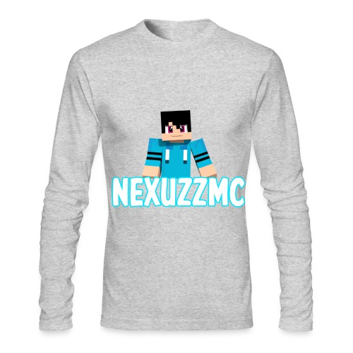 NexuzzMC - Bluse - Men's Long Sleeve T-Shirt by Next Level