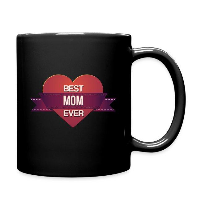 Full Color Coffee Mug Best Mom Ever