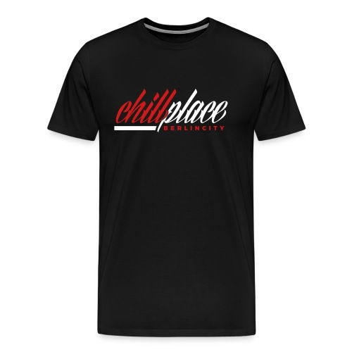 chillplace berlin - Men's Premium T-Shirt