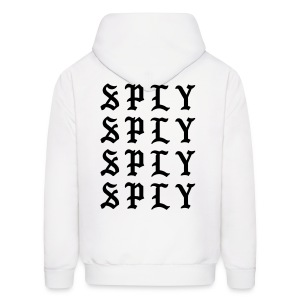 LONDON SPLY - Black - Men's Hoodie