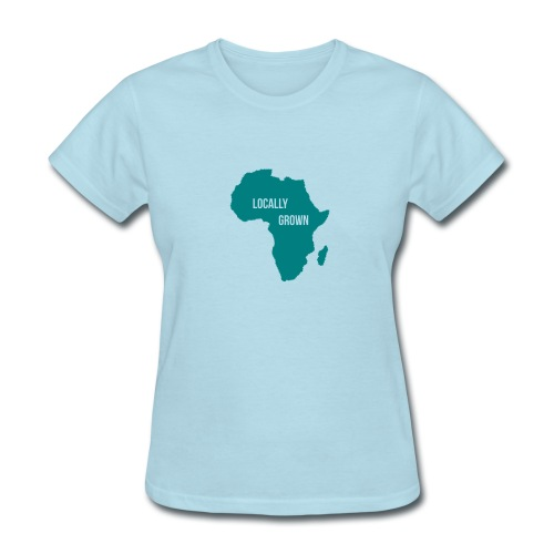 Locally Grown - Women's T-Shirt