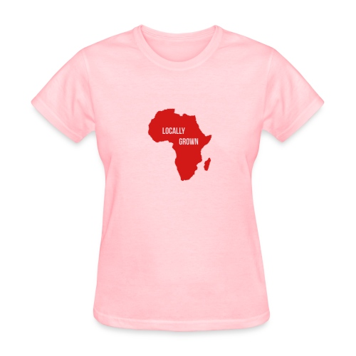 Locally Grown - Women's T-Shirt