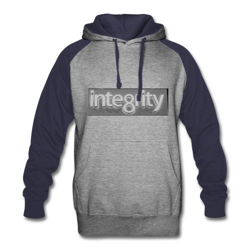 Integrity - Colorblock Hoodie