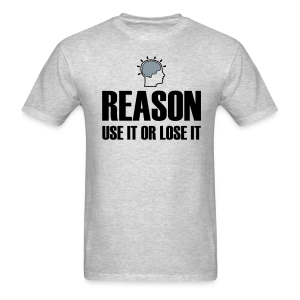 Reason - Use It or Lose It men's products - Men's T-Shirt