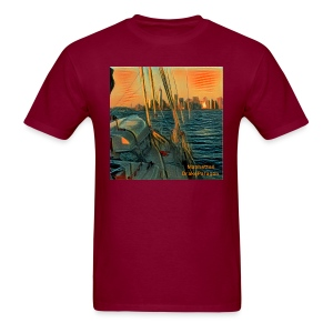 Men's T-Shirt - Manhattan - Men's T-Shirt