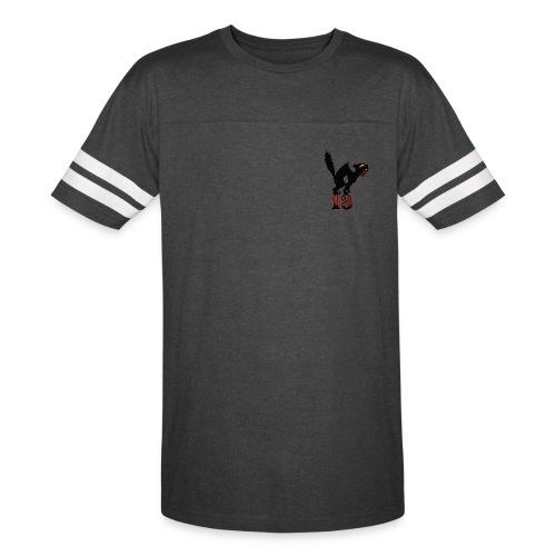 Unlucky Tom Vintage Style Shirt - Vintage Sport T-Shirt