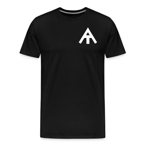 basic black & white ae t-shirt - Men's Premium T-Shirt