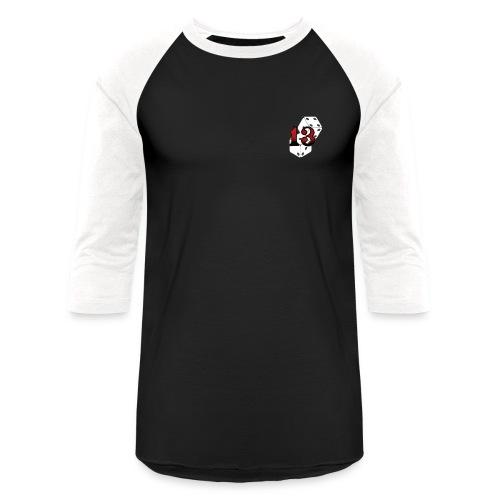 Unlucky Dice Baseball Shirt - Baseball T-Shirt