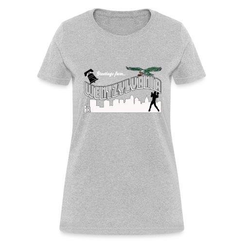 Wentzlyvania - Women's T-Shirt