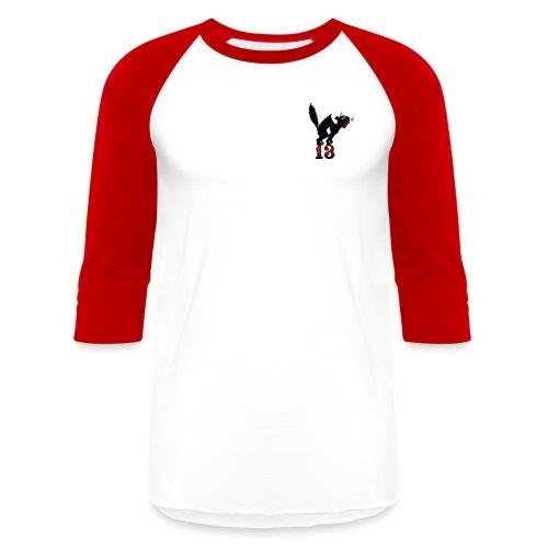 Unlucky Tom Baseball Shirt - Baseball T-Shirt