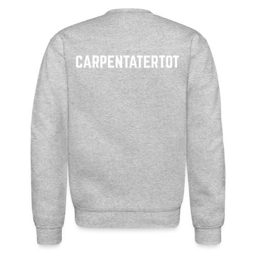 What If Joey Tribbiani Was President? Crew Neck (GREY) - Crewneck Sweatshirt
