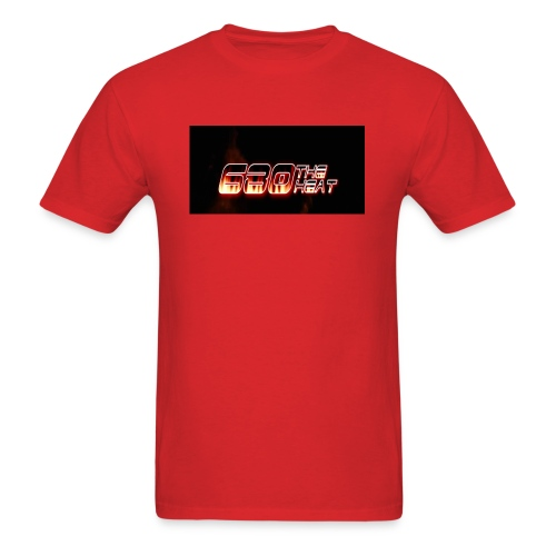 680 RED LOGO - Men's T-Shirt
