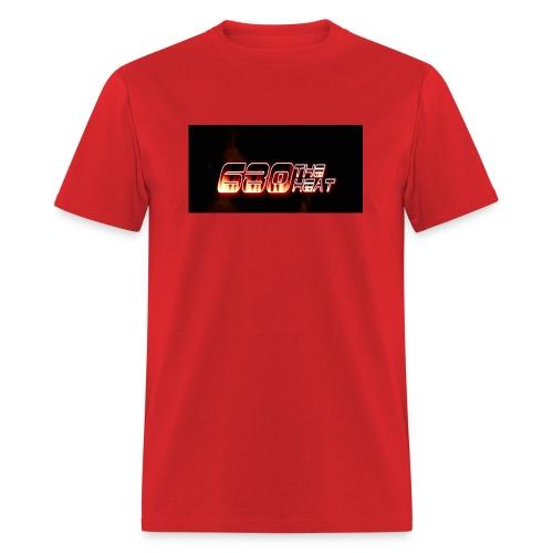 680 RED LOGO - Men's T-Shirt