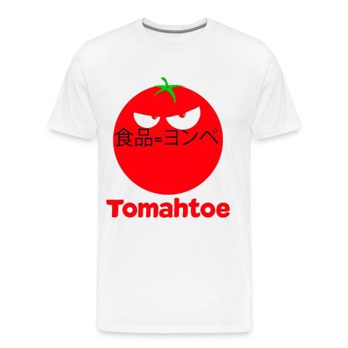 Tomahtoe - Men's Premium T-Shirt