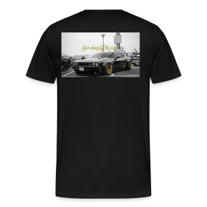 Liberty walk package  T-Shirts - Men's Premium T-Shirt
