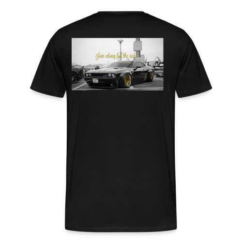Liberty walk package  T-Shirts - Men's Premium T-Shirt