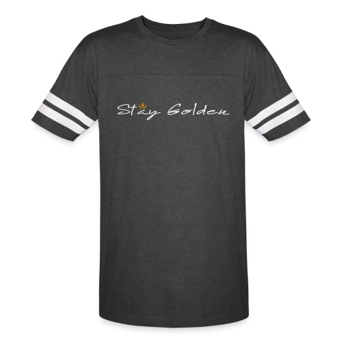 Vintage Sport T-Shirt   STAY GOLDEN - Vintage Sport T-Shirt