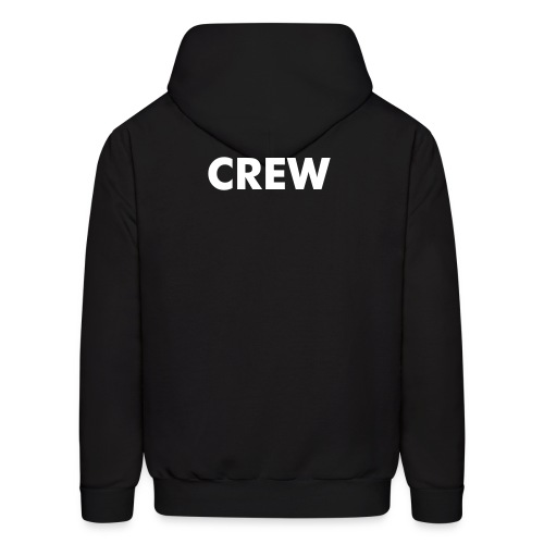 The Safehouse Project Original FILM CREW Hoodie - Men's Hoodie