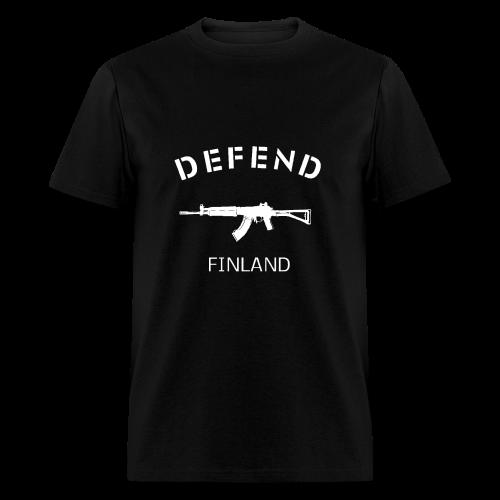 Defend Finland - Men's T-Shirt