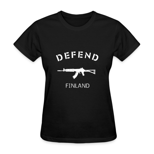 Defend Finland -Women - Women's T-Shirt