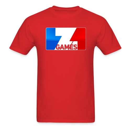 35% OFF ZoominGames So MLG : red - Men's T-Shirt